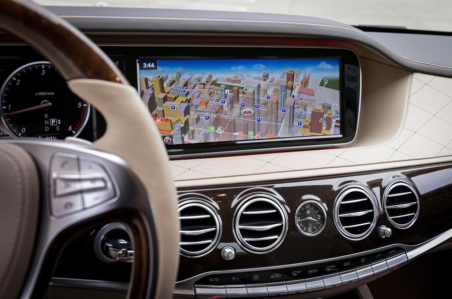 Mercedes S-class S350 BlueTEC L SE Line first drive review