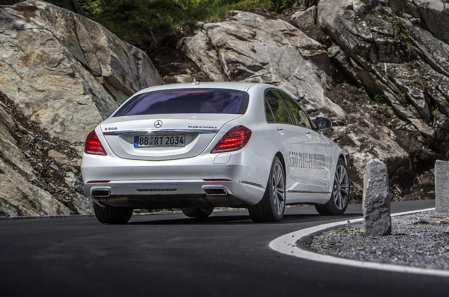 Mercedes confirms S500 hybrid is coming to the UK
