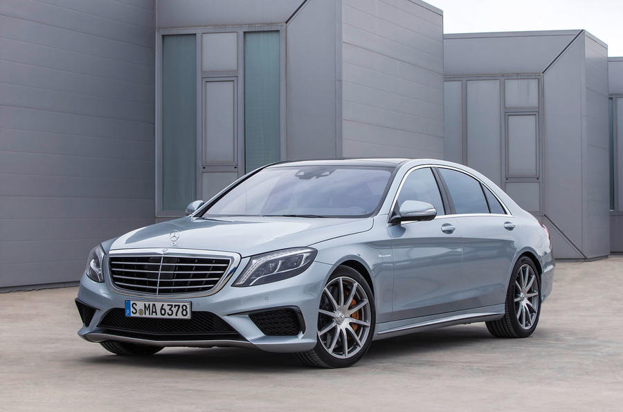 Mercedes Benz S-class S63 AMG pricing announced