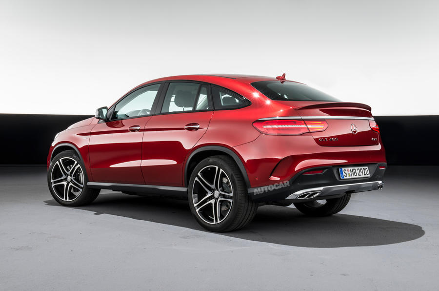 Mercedes-Benz GLE revealed ahead of summer 2015 launch