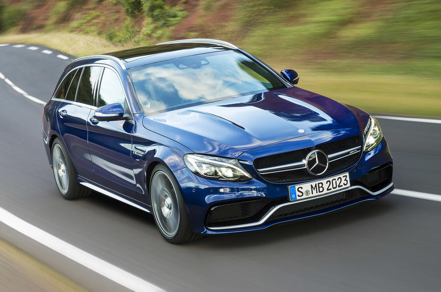 Mercedes-AMG C63 on sale for £59,795