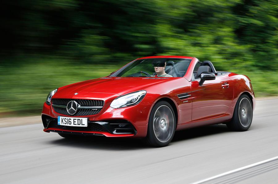 Mercedes Benz Rt