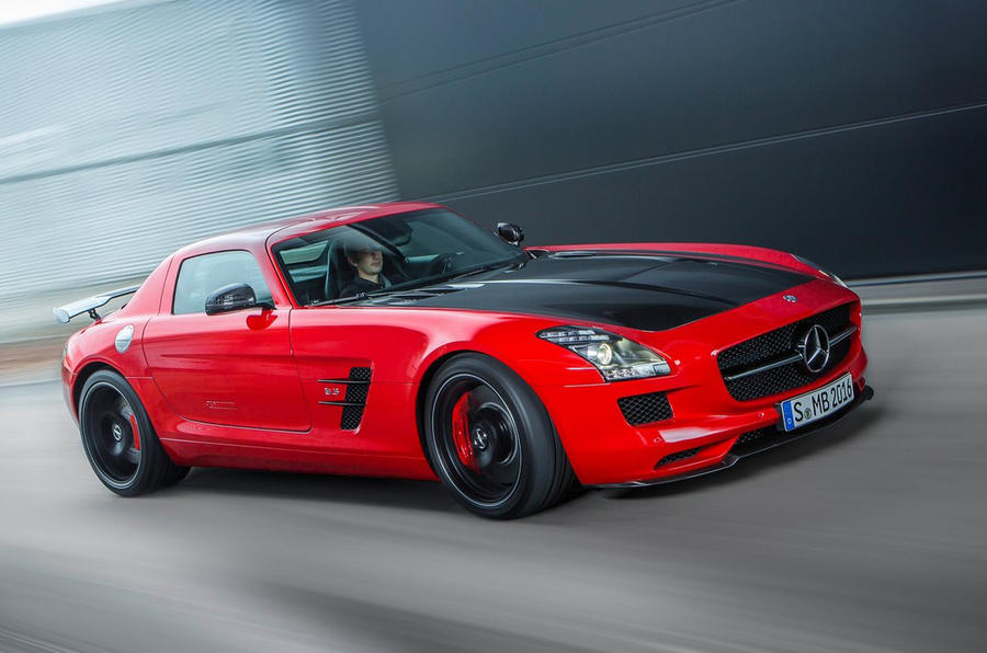 Marvelous Mercedes Benz SLS AMG GT Final Edition First Drive Review