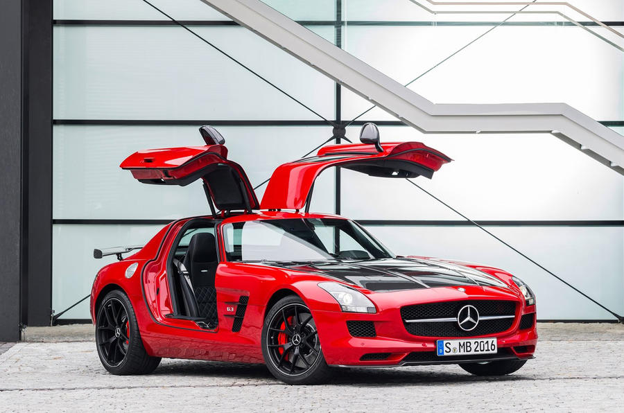 Mercedes-Benz SLS AMG GT Final Edition first drive review