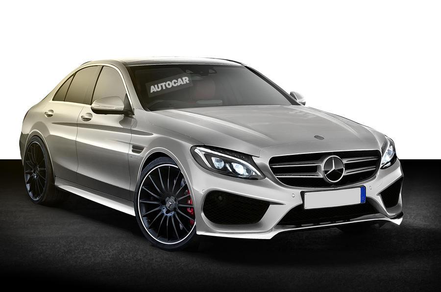 Mercedes plans larger C63 AMG family for 2016