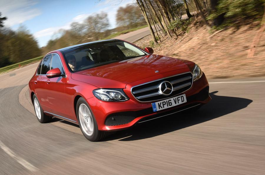 Mercedes benz e class review 2017 autocar for Mercedes benz e class lease price