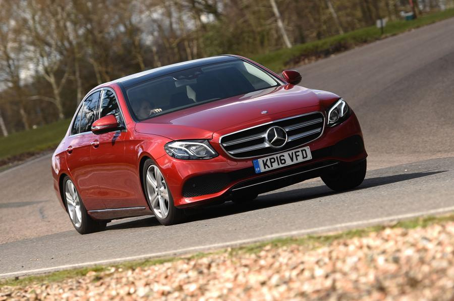 4 star Mercedes-Benz E 220 d