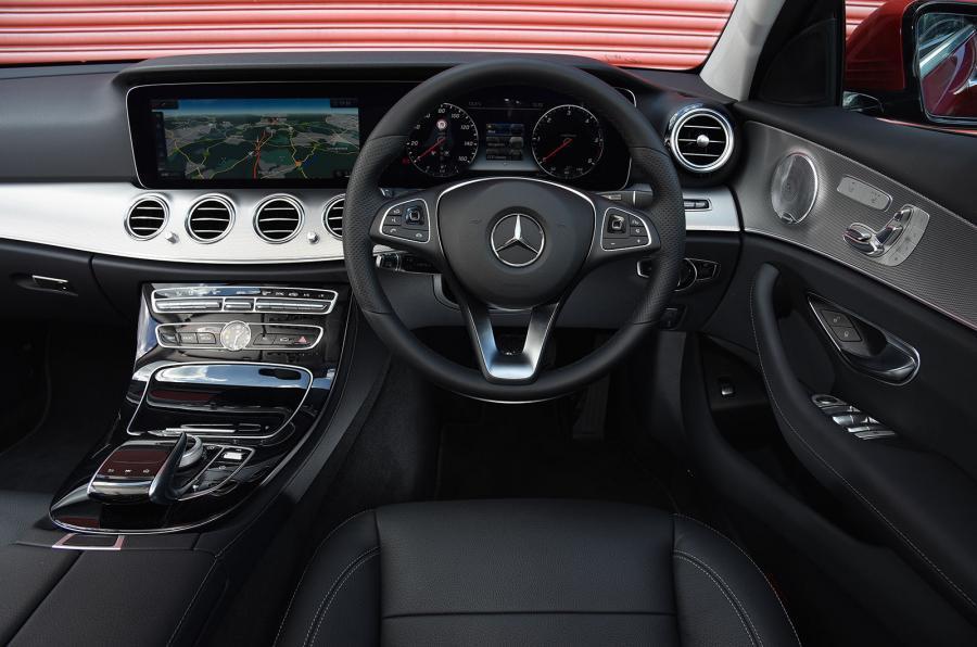 Awesome ... Mercedes Benz E Class Dashboard ...