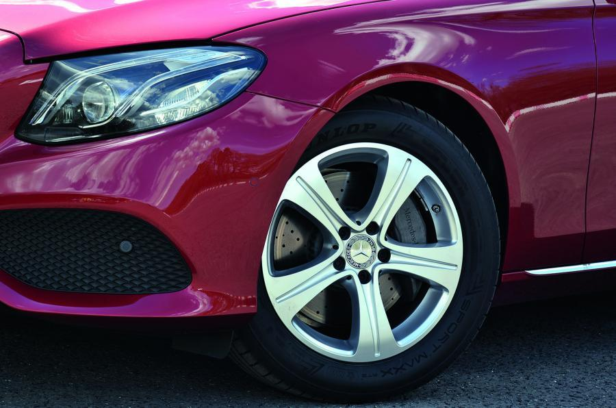17in Mercedes-Benz E-Class alloys