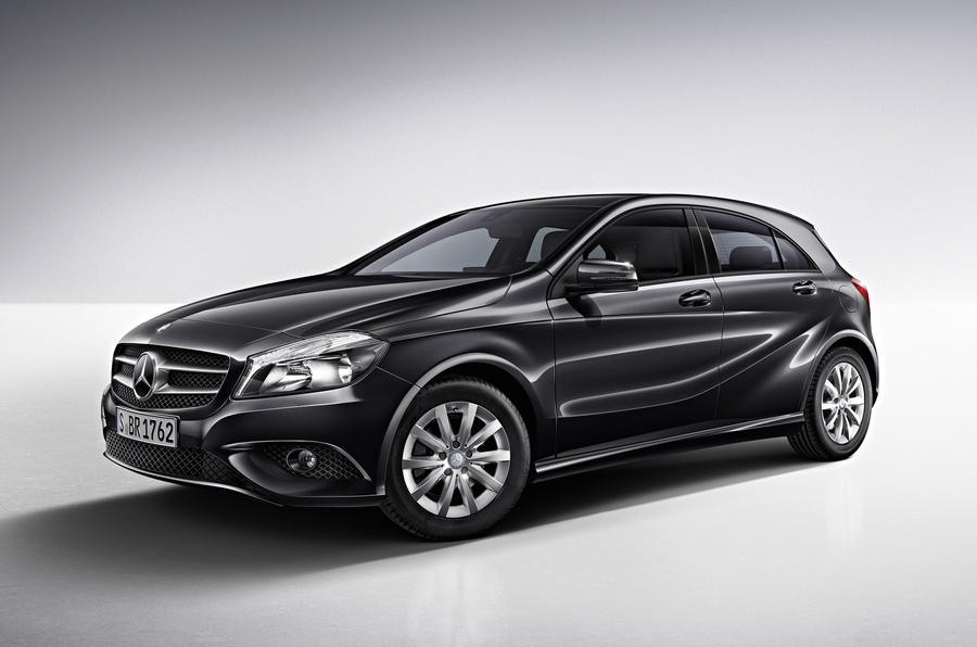 New Mercedes A Class Becomes Most Frugal Merc Yet Autocar