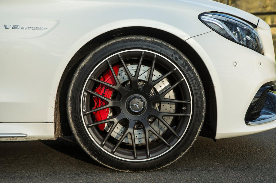 19in Mercedes-AMG C 63 Cabriolet alloy wheels