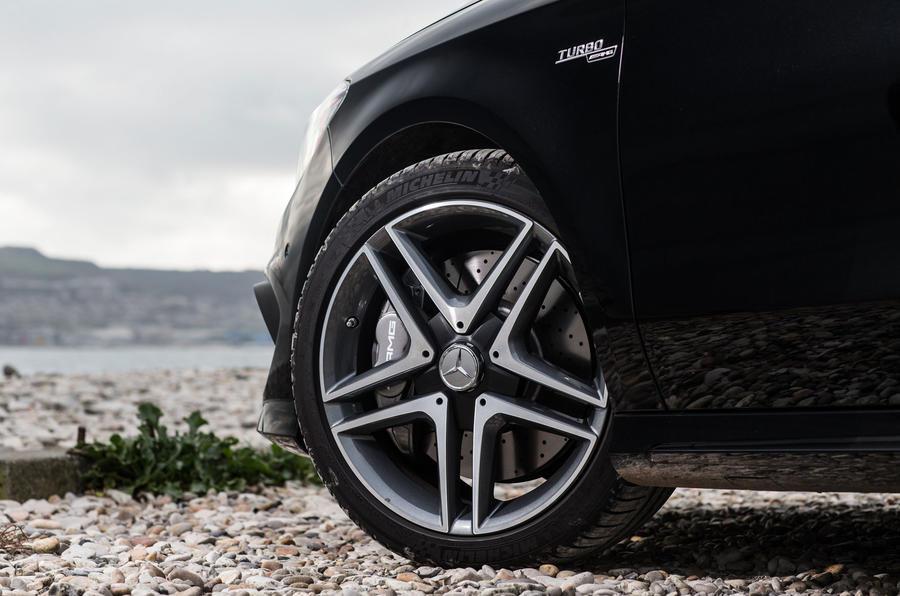 18in Mercedes-AMG CLA 45 alloy wheels