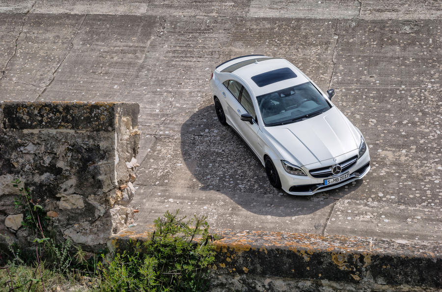 4.5 star Mercedes-AMG CLS 63 S