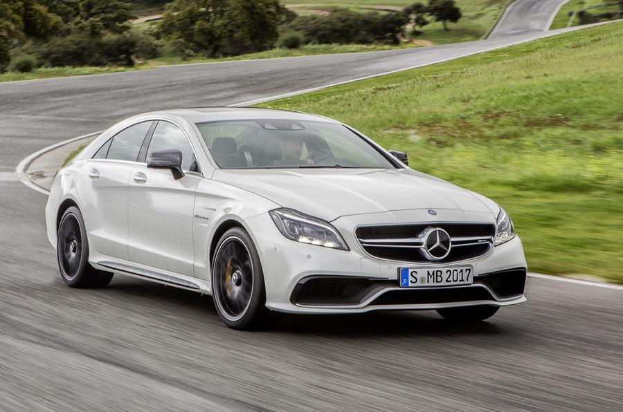 Mercedes AMG CLS 63 S ...