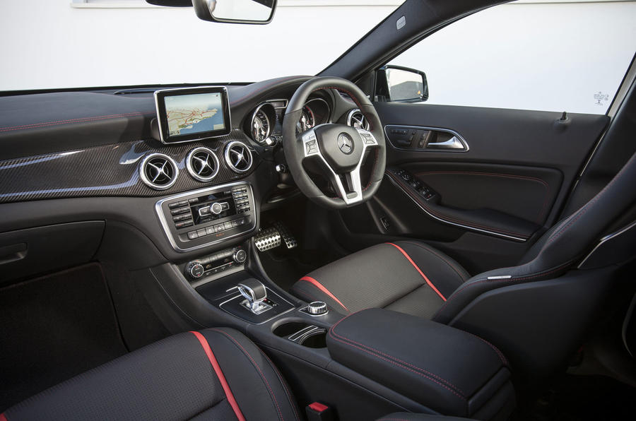Mercedes-AMG GLA 45 Review (2017)