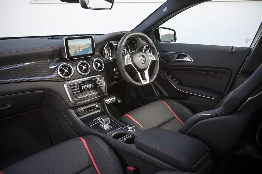 Mercedes Amg Gla 45 Review 2019 Autocar