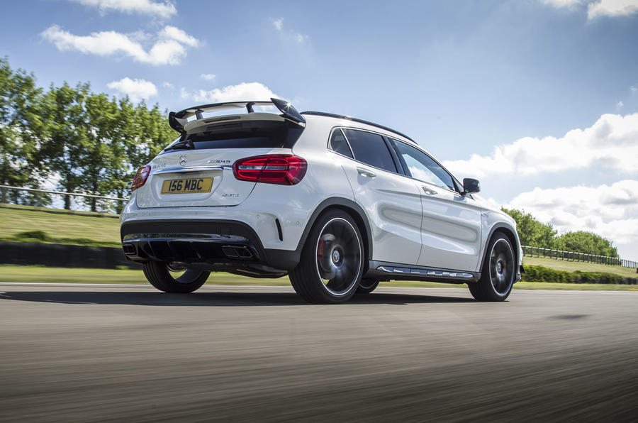 Mercedes Amg Gla 45 Review 2018 Autocar