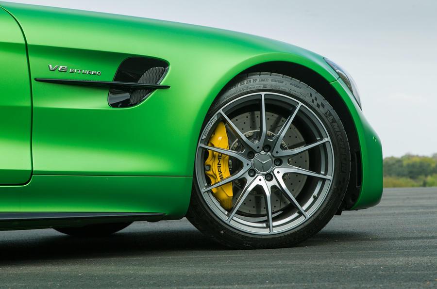 Mercedes-AMG GT R alloy wheels