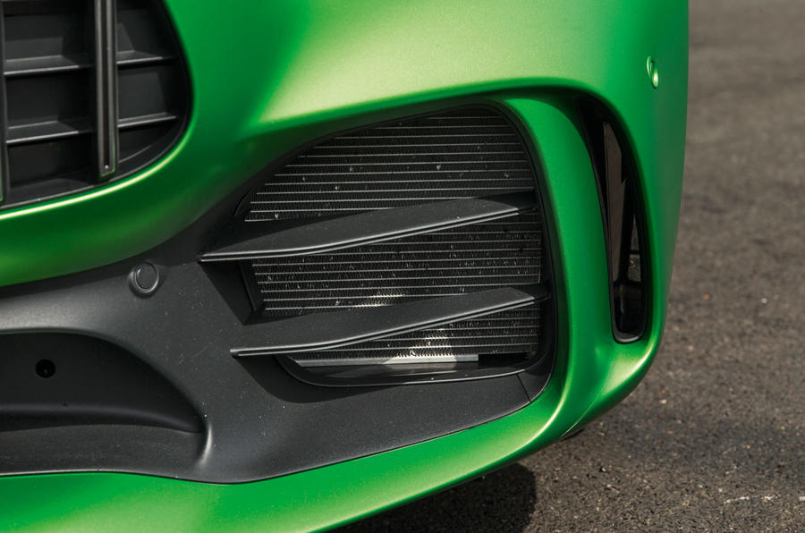 Mercedes-AMG GT R front air intake