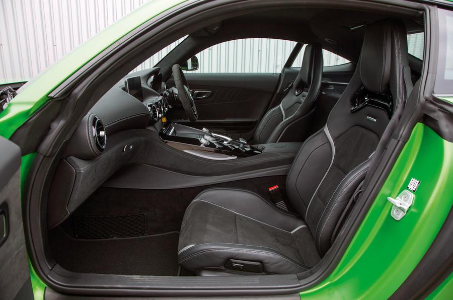 Good ... Mercedes AMG GT R Interior ...