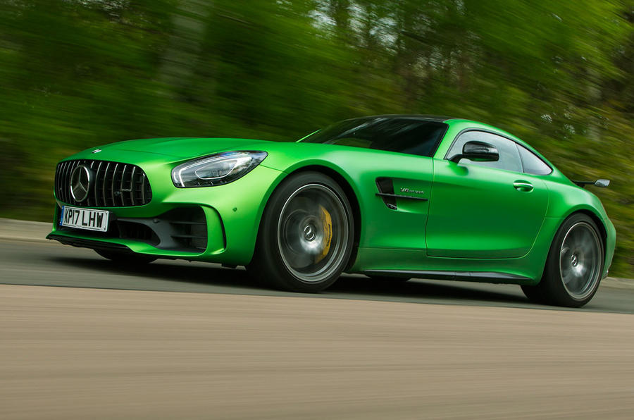 Mercedes amg gt r review 2017 autocar for Mercedes benz gtr amg 2017 price