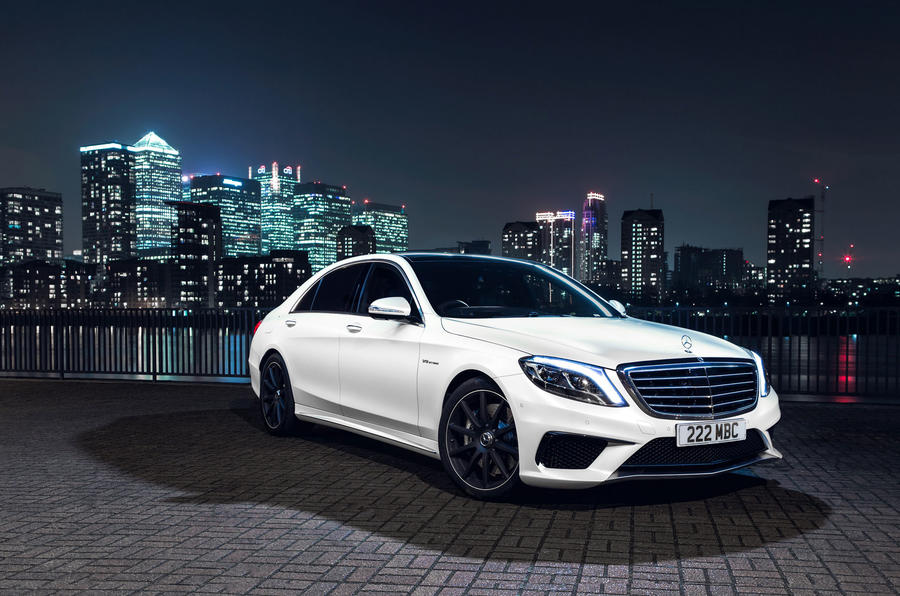 Mercedes amg s 63 review 2017 autocar for Star motor cars mercedes