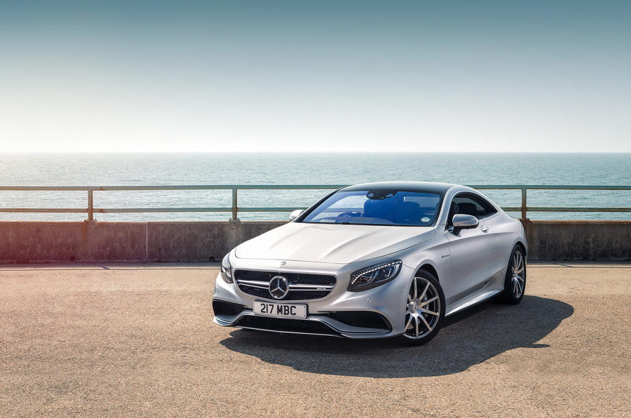 Mercedes Amg S 63 Coupe Review 2019 Autocar
