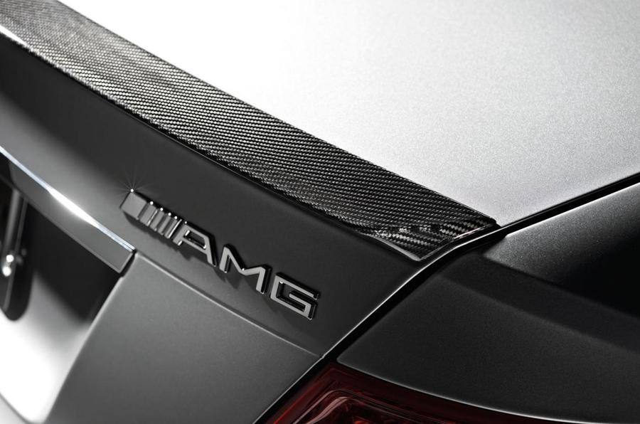 Merc's new C63 AMG special