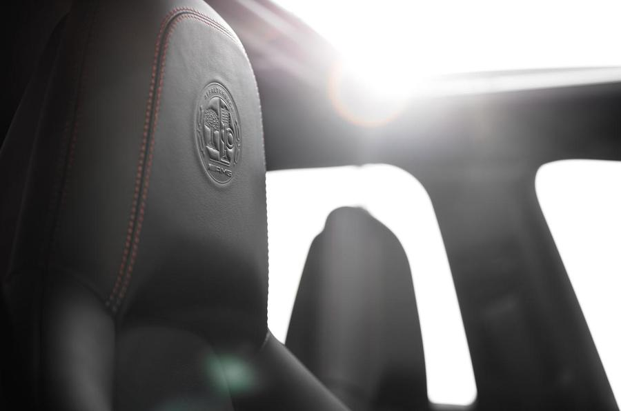 Merc's new C63 AMG special