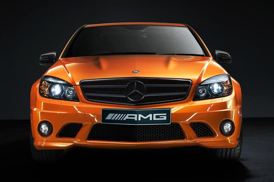 Merc's hardcore C63 AMG