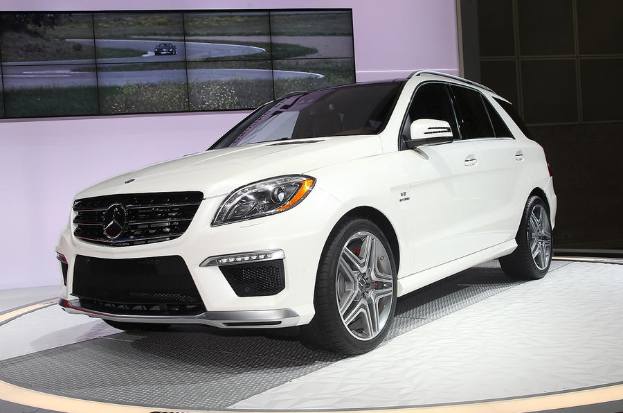 LA show: most powerful cars