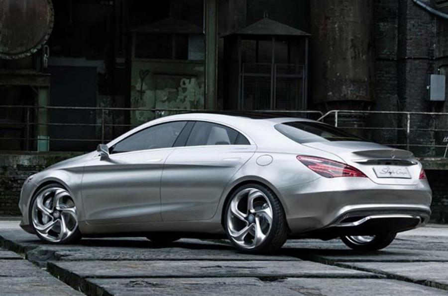 Beijing motor show: Mercedes CSC