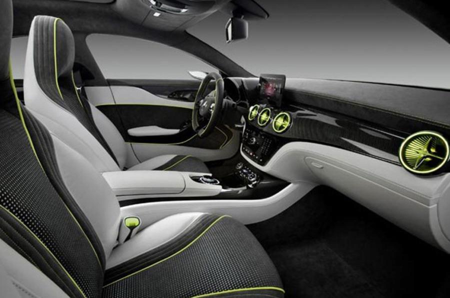 Mercedes CSC concept leaks