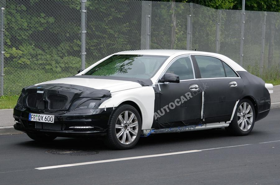 S-class to 'redefine cabins'