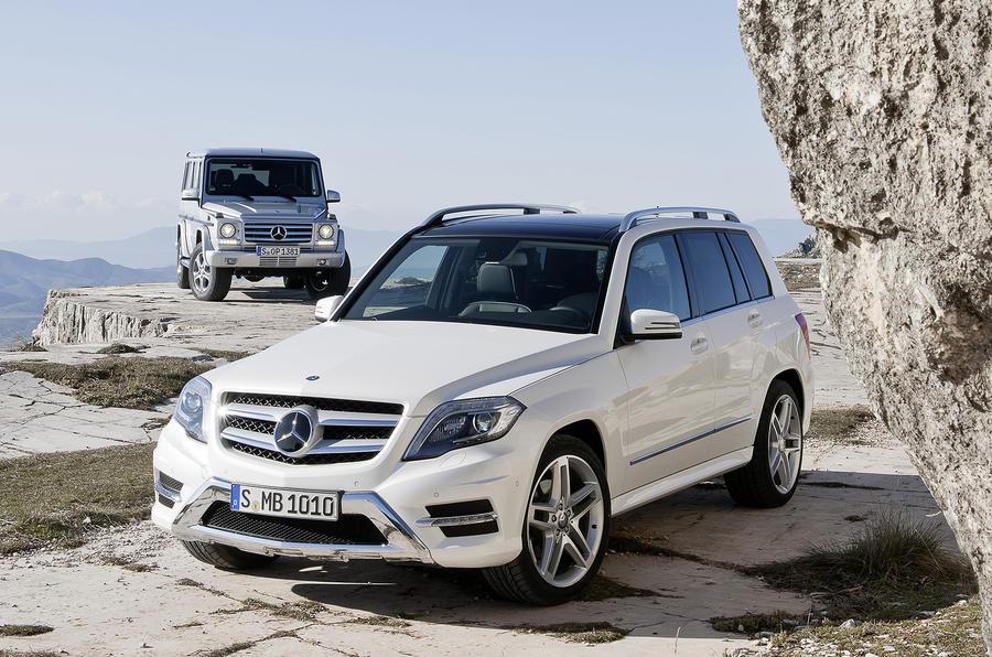 Mercedes G-class to get V12 power