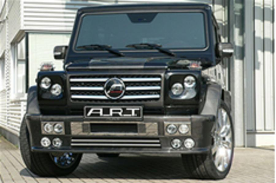 One off G55 for Abu Dhabi