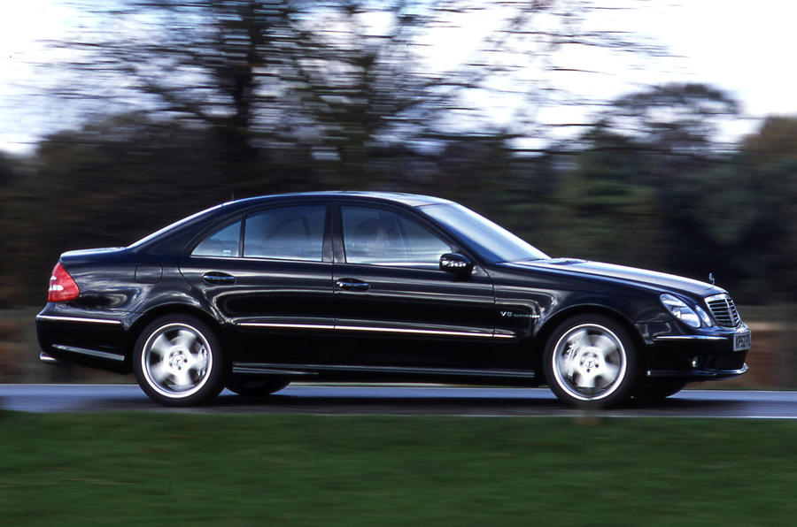 Mercedes e55 amg buying guide autocar for Buying a mercedes benz