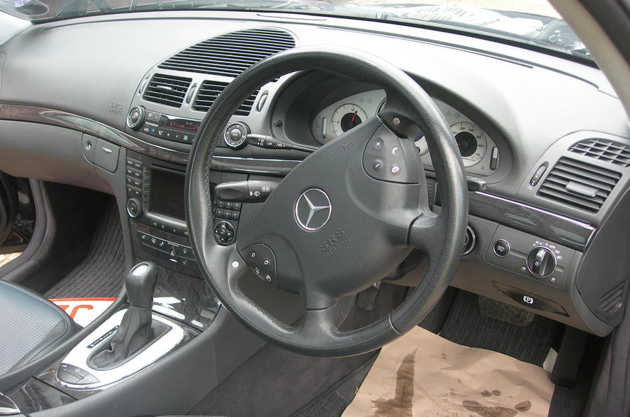 Mercedes E55 AMG ing guide