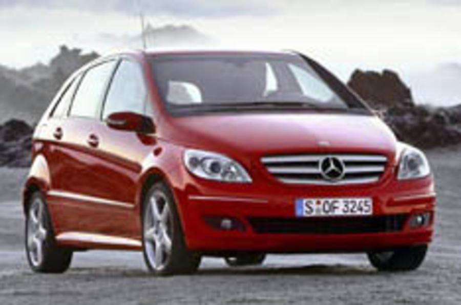 Mercedes makes a Scenic