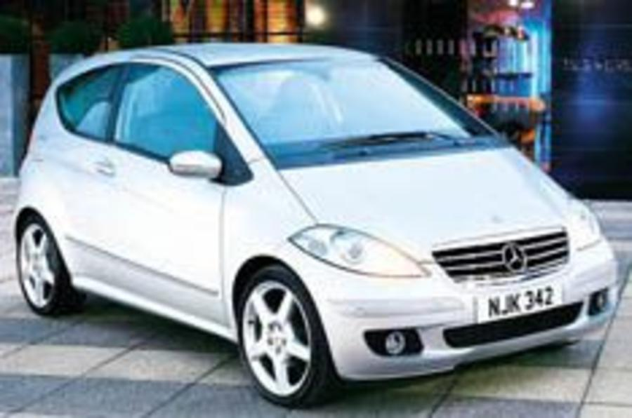 New A-class comes in below £14k