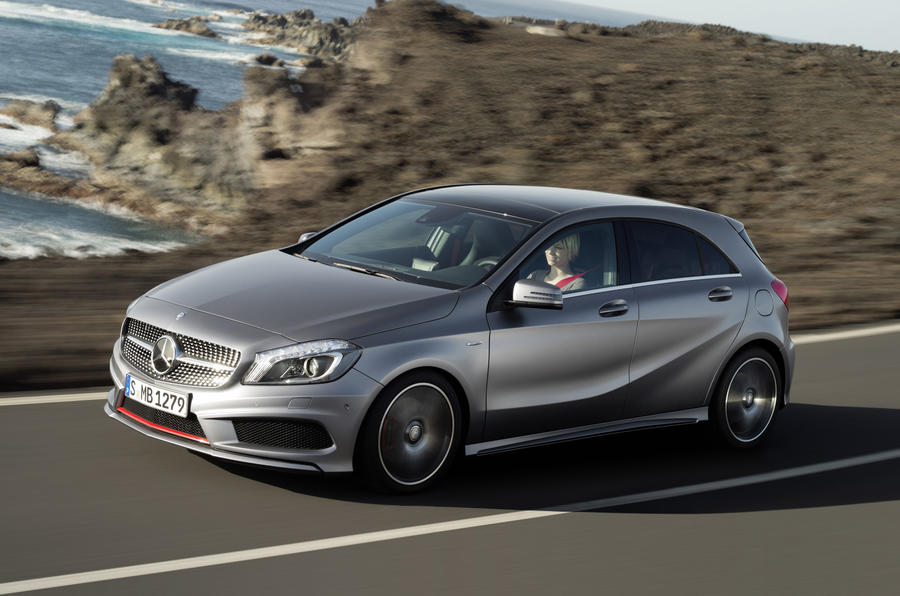 Merc a class full pic gallery autocar for Mercedes benz styles