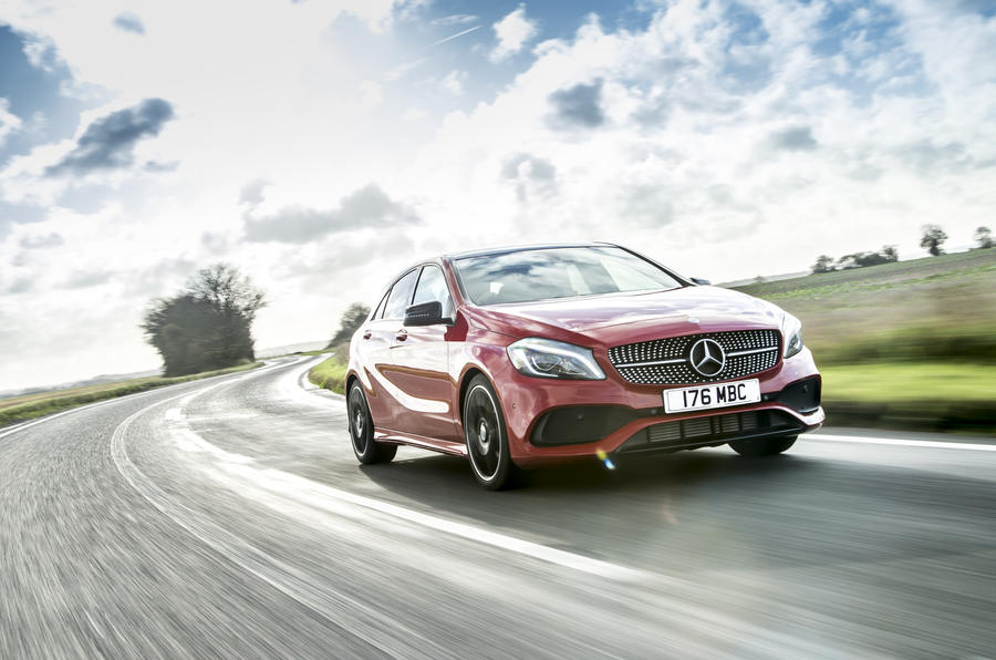 Mercedes benz a class 2013 2018 verdict autocar for Mercedes benz of arrowhead reviews