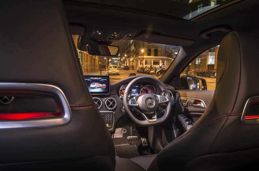 Charming ... Mercedes Benz A Class Interior ...