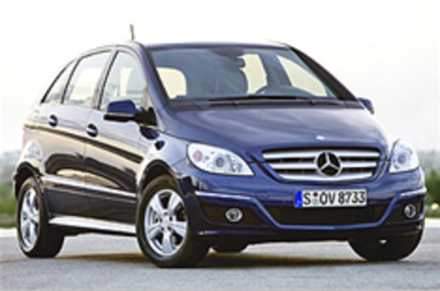 First look: new Mercedes B-class