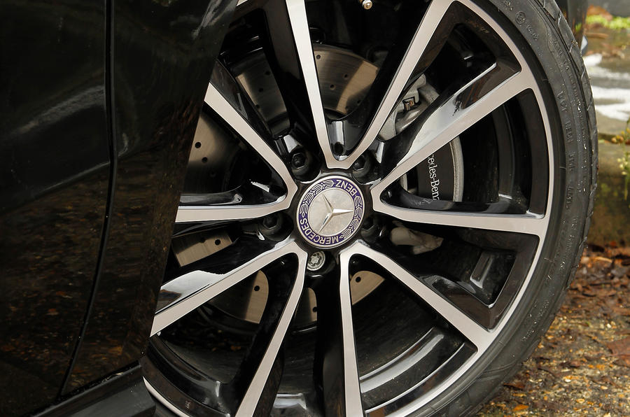 20in Mercedes-Benz B-Class alloy wheels
