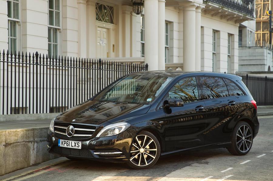 3.5 star Mercedes-Benz B-Class