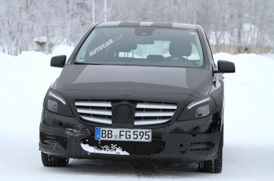 Mercedes A25 AMG: more power than RS3