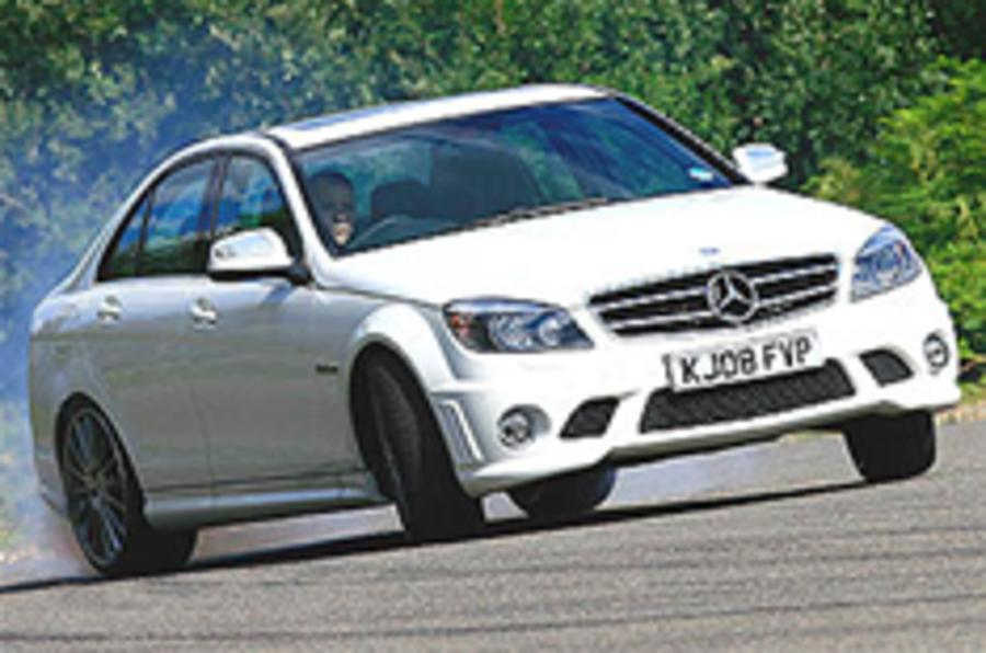 AMG ends horsepower war