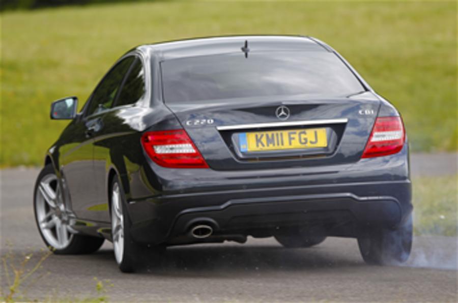 Detroit: Mercedes targets top sales spot