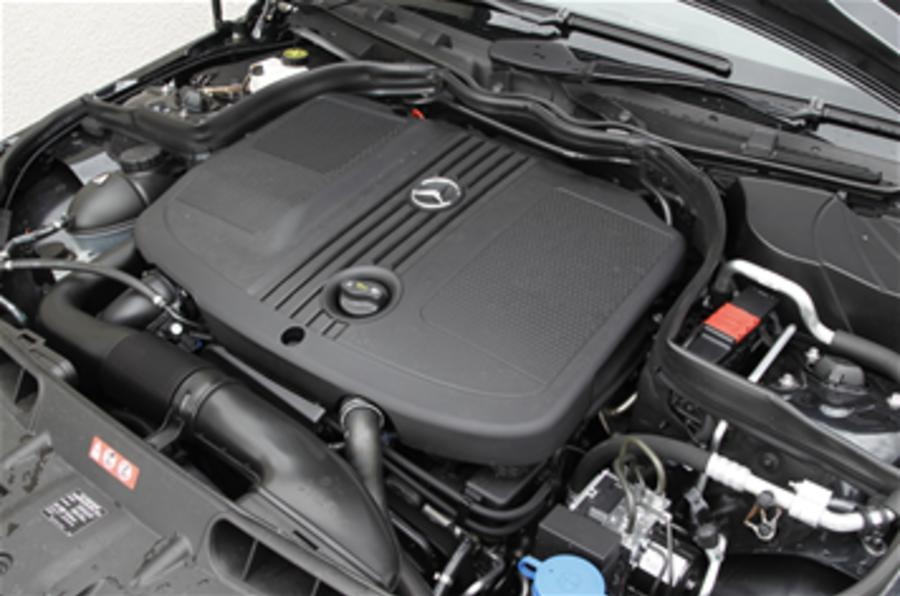 Nissan to build Mercedes engines